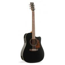 Norman 028054 Protege B18 CW Cedar Black Электро-акустическая гитара