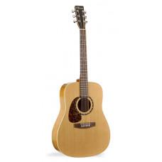 Norman 021123 Protege B18 Cedar Left Акустическая гитара леворукая