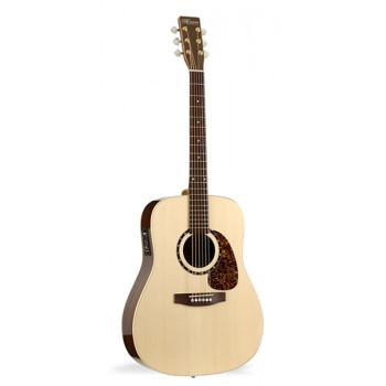 Norman 031665 Studio ST68 Presys DLX TRIC Электро-акустическая гитара с футляром