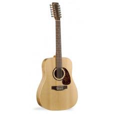 Norman 021437 Studio B50 12 Presys TRIC Электро-акустическая гитара 12-струнная с футляром