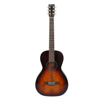 Norman 041930 ST40 Parlor Burnt Umber HG A/E Электро-акустическая гитара