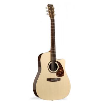 Norman 035885 Studio ST68 CW Element DLX TRIC Электро-акустическая гитара с футляром