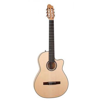 La Patrie 042647 Arena Flame Maple CW Crescent II Электро-акустическая классическая гитара
