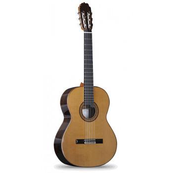Alhambra 826-ALZ Luthier Zericote 50 Aniversario Классическая гитара в кейсе