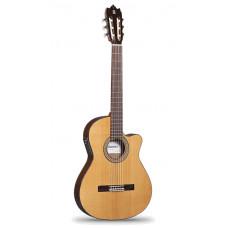 Alhambra 6.856 Cutaway 3 C CT Классическая гитара тонкая со звукоснимателем с вырезом