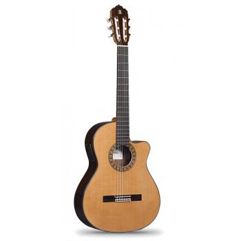 Alhambra 6.862 Cutaway 6 P CW Классическая гитара со звукоснимателем с вырезом