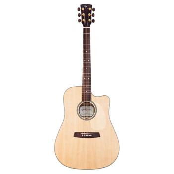 Kremona M20C Steel String Series Акустическая гитара с вырезом