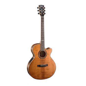 Cort SFX10-ABR SFX Series Электро-акустическая гитара с вырезом