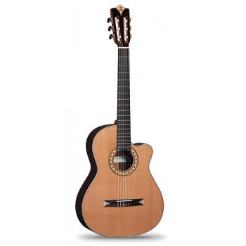 Alhambra 8.767 Crossover CS-3 CW Serie S E2 Классическая гитара со звукоснимателем