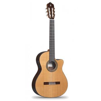 Alhambra 6.858 5P CW E2 Классическая гитара со звукоснимателем