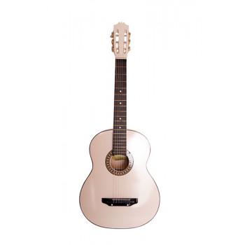 Ижевский завод Т.И.М 2K-WH Гитара акустическая белая