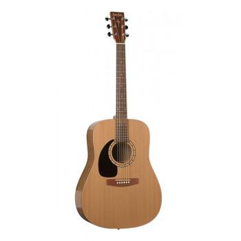 Simon & Patrick 028986 Woodland Cedar Left QIT Электро-акустическая гитара леворукая