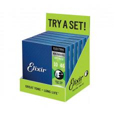 Elixir 20003 Набор струн для акустической и электрогитары 36 комплектов