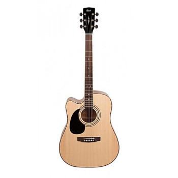 Cort AD880CE-LH-NS Standard Series Электро-акустическая гитара леворукая с вырезом