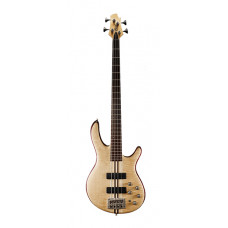 Cort A4-Plus-FMMH-OPN Artisan Series Бас-гитара цвет натуральный