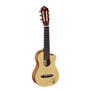 Ortega RGL5C Bonfire Series Гитарлеле 6-струнный с вырезом
