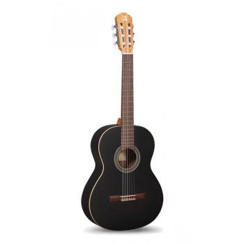 Alhambra 7.232 Classical Student 1C Black Satin Классическая гитара черная