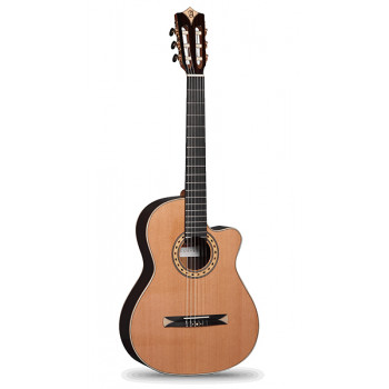 Alhambra 8.773 Crossover CS-3 CW Serie S E12 Классическая гитара со звукоснимателем