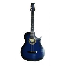 Ижевский завод Т.И.М 31C-BL Гитара акустическая с вырезом