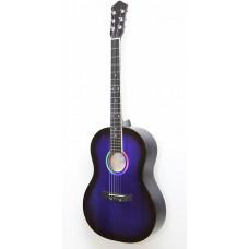 Амистар M-213-BL Акустическая гитара синяя
