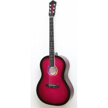 Амистар M-213-RD Акустическая гитара красная