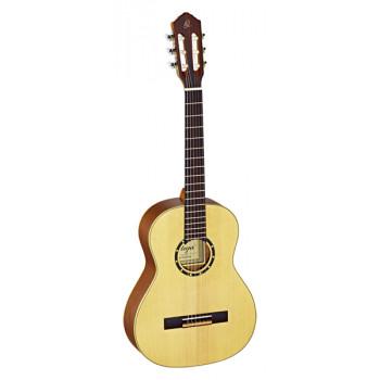 Ortega R121-3/4 Family Series Классическая гитара размер 3/4 матовая с чехлом