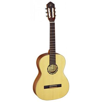 Ortega R121-7/8 Family Series Классическая гитара размер 7/8 матовая с чехлом