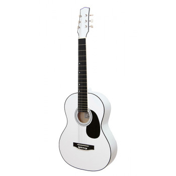 Амистар M-34-WH Акустическая гитара белая