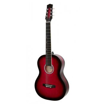 Амистар M-303-RD Гитара классическая красная
