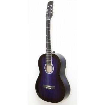 Амистар M-303-BL Гитара классическая синяя