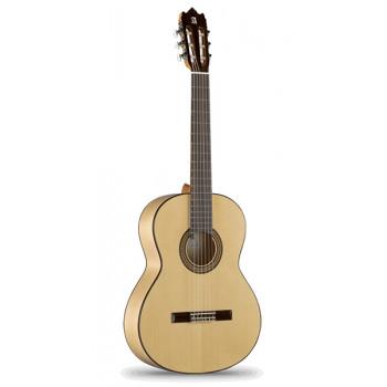 Alhambra 8.206 Flamenco Student 3F Классическая гитара защитная накладка