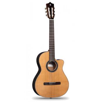 Alhambra 8.701 Cross-Over CS-LR CW Serie S E1 Классическая гитара со звукоснимателем