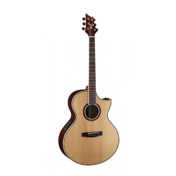 Cort NDX-50-NAT NDX Series Электро-акустическая гитара с вырезом цвет натуральный