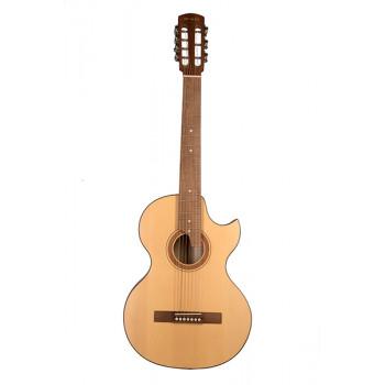 Doff RGB Гитара акустическая 7-ми струнная с вырезом