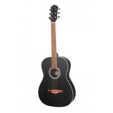 MiLena-Music ML-F3-BK Акустическая гитара черная