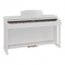 Roland HP601-WH - цифровое фортепиано, 88 кл. PHA-50, 319 тембров, 288 полиф., цвет белый