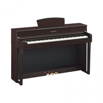 Yamaha CLP-635R - клавинова 88кл.,клавиатура GH3X/256 полиф./36тембров/2х30вт/USB,цвет-палисандр