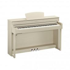 Yamaha CLP-635WA - клавинова 88кл.,клавиатура GH3X/256 полиф./36тембров/2х30вт/USB,цвет-белый ясень