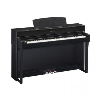 Yamaha CLP-645B - клавинова 88кл.,клавиатура NWX/256 полиф./34тембра/2х50вт/USB,цвет-черный орех