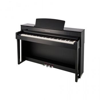 Yamaha CLP-645PE - клавинова 88кл.,клавиатура NWX/256 полиф./34тембра/2х50вт/USB,цвет-черное дерево