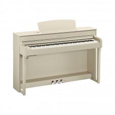 Yamaha CLP-645WA - клавинова 88кл.,клавиатура NWX/256 полиф./34тембра/2х50вт/USB,цвет-белый ясень