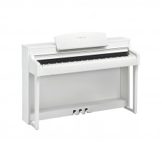 Yamaha CSP-150WH - клавинова 88кл., Graded Hammer 3X/256 полиф./692тембра/2х30вт/USB, цвет белый
