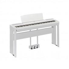 Yamaha P-515WH SET - Цифр.пианино 88кл., 538 тембра, 256 полиф., блок педалей и стойка (цвет белый)