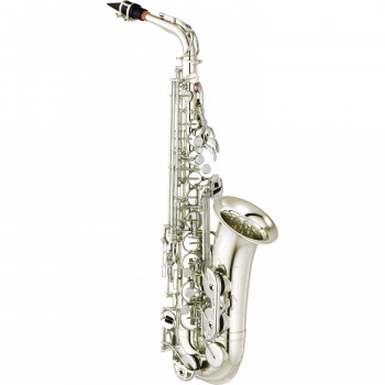 Yamaha YAS-480S - альт-саксофон полупрофессиональный, посеребренный.