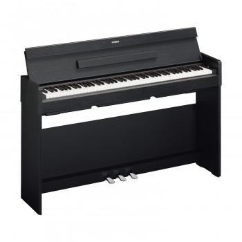 Yamaha YDP-S34B - клавинова 88 кл. GHS, 10 тембров, 192 полиф., 3 педали, крышка кл., (чёрный)