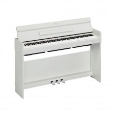 Yamaha YDP-S34WH - клавинова 88 кл. GHS, 10 тембров, 192 полиф., 3 педали, крышка кл., (белый)