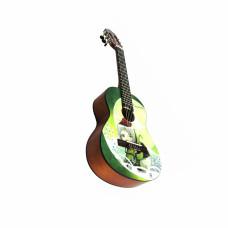 Barcelona CG10K/AMI 1/2 - Набор: классическая гитара детская, размер 1/2 и аксессуары
