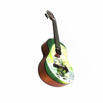 Barcelona CG10K/AMI 3/4 - Набор: классическая гитара , размер 3/4 и аксессуары