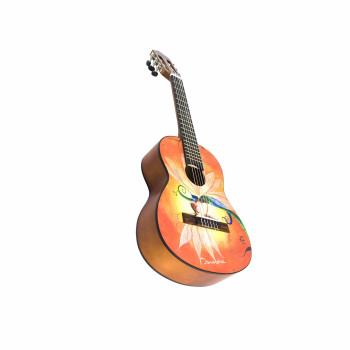 Barcelona CG10K/LUCIOLE 1/2 - Набор: классическая гитара детская, размер 1/2 и аксессуары