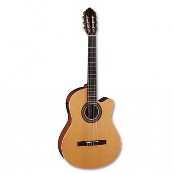 Samick CN2CE/N - Классическая гитара с подключением ,cut,анкер,ель,цв. нат. (Индонезия).